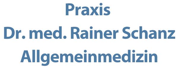 Praxis Dr. med. Rainer Schanz